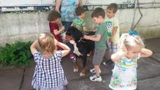 Bella and kids 2