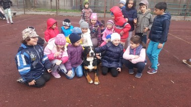 Carmen and more kids